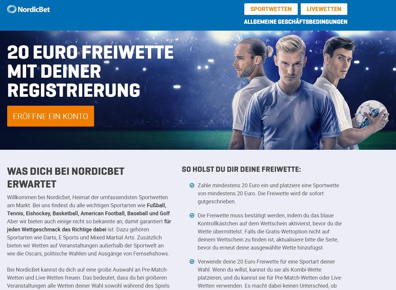 Nordicbet Review